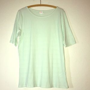 LULAROE, mint green super soft T🌟🌟🌟🌂